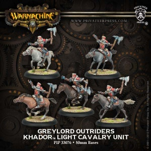 Theme - Wolves of Winter - LOS Warmachine University
